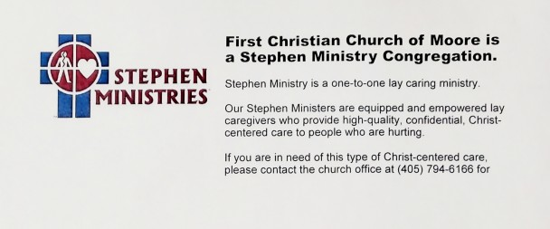 Stephen Ministry Congregation